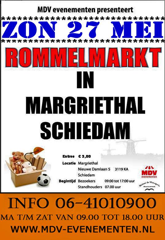 27 Mei 2018 Rommelmarkt 2018